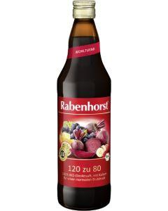 Rabenhorst Bio 120 zu 80 750 ml