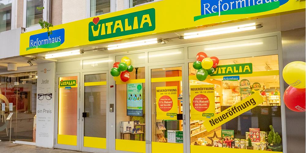 VITALIA Expansion