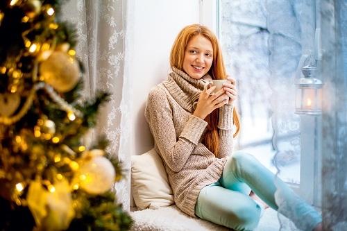 VITALIA Blog Text Entspannt durch die Weihnachtszeit Teetrinken