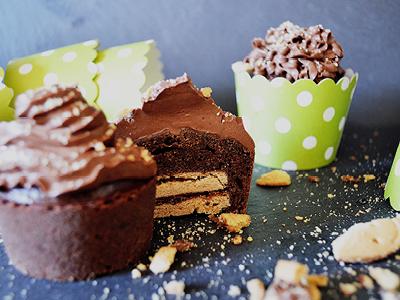 VITALIA Blog Rezept Teaser Cookie Cupcakes
