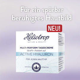 Heliotrop Active Hyaluron Tagescreme